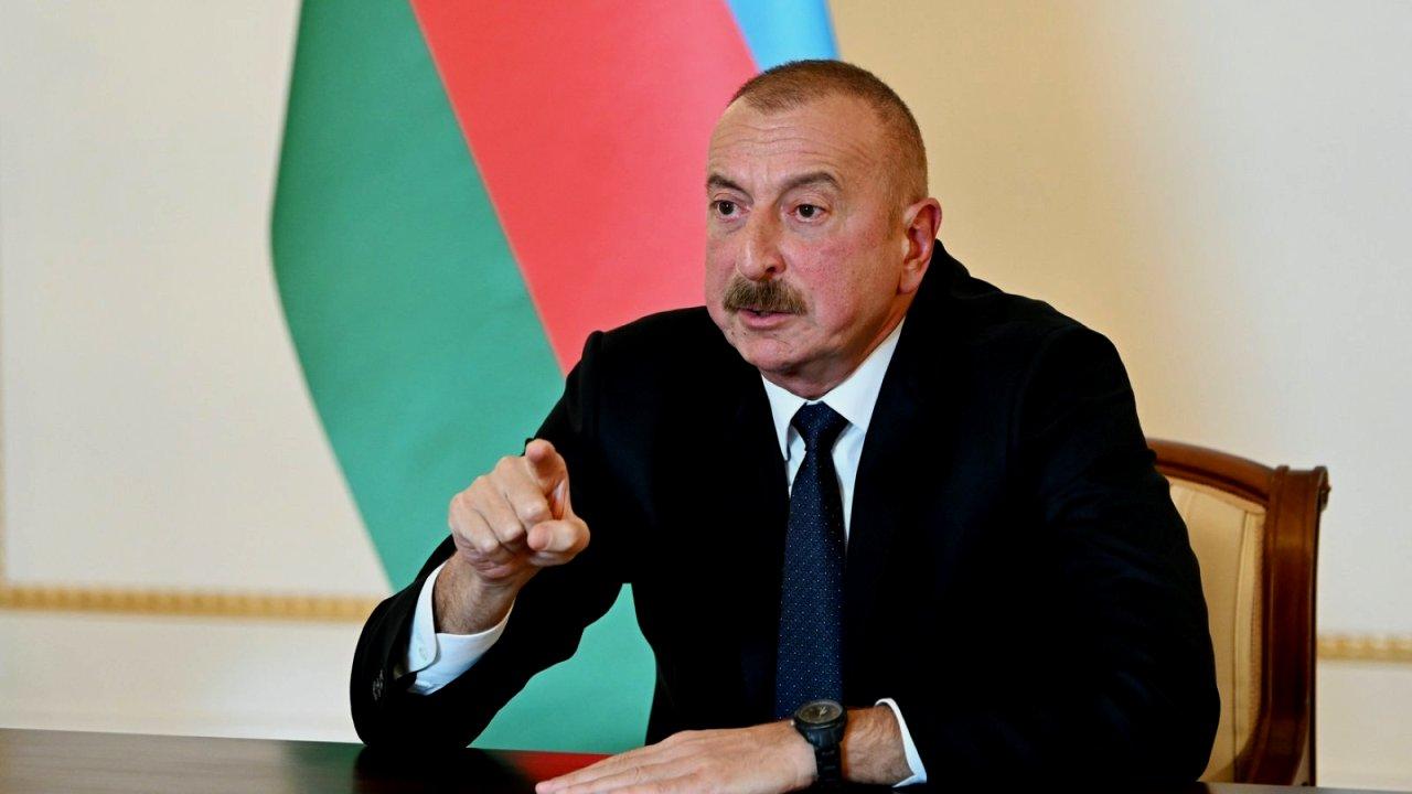 Azərbaycan Respublikasının Prezidenti İlham Əliyev AZTV-yə müsahibə verdi - YALAN.info
